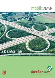 A57 Krefeld-Köln - Straßen.NRW