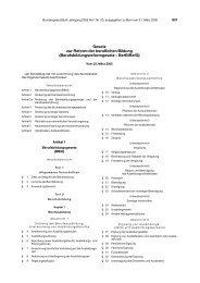 Berufsbildungsreformgesetz - BiBB