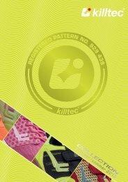 KILLTEC - LATO 2015 - kolekcja obuwia sportowego