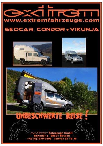 Geocar - Extrem Fahrzeuge GmbH