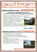 Geocar - Extrem Fahrzeuge GmbH - Seite 3