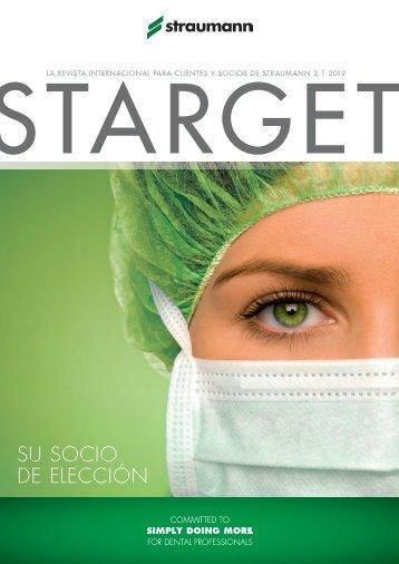 La revista internacional para clientes y socios de Straumann