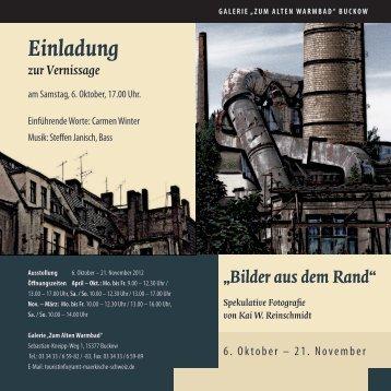 Bilder aus dem Rand - Strausberg-Live