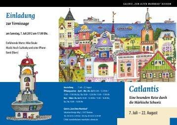 Catlantis - Strausberg-Live