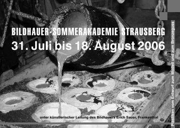 Das Programmheft befindet sich als PDF ... - Strausberg-Live