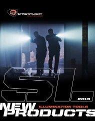 New Product Catalog - Streamlight