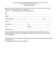 Fiche d'information de l'adherent 2012-2013.pdf - Quomodo