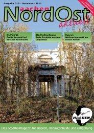 Ausgabe 010 - November 2011 - Euregio-Aktuell.EU