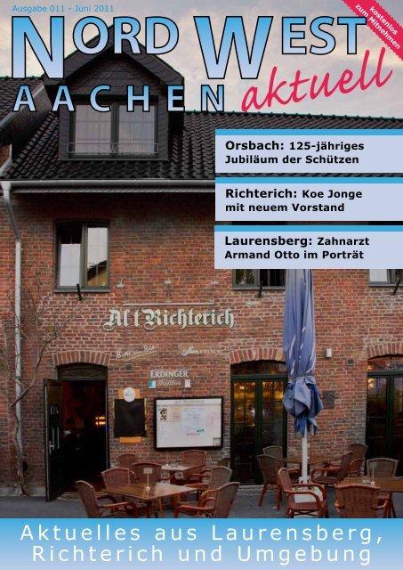 Aktuelles aus Laurensberg, Richterich und ... - Euregio-Aktuell.EU