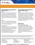 Fiber Laser Application Selection Guide - IPG Photonics - Page 4