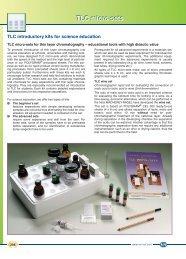 TLC Micro-Sets e.fm - Pretech Instruments