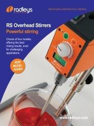 Over head stirres - Pretech Instruments
