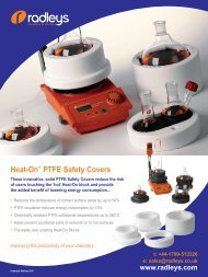 Heat-On™ PTFE Safety Covers - Labotal.co.il