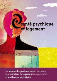 Santé psychique et logement (novembre 2008) - pdf - Grand Lyon