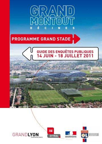 guide récapitulatif des enquêtes publiques - Grand Lyon