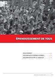 Référentiel social : épanouissement de tous - pdf - Grand Lyon