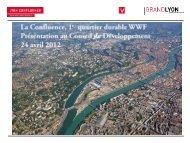 Document présenté lors de la séance d'information ... - Grand Lyon