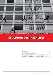 évolution des inégalités - pdf - Grand Lyon