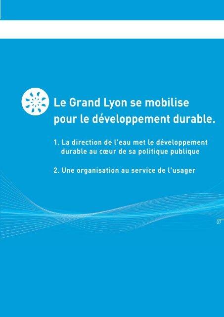 Lutter contre les pollutions de toute nature - Grand Lyon