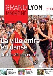 Grand Lyon Magazine n°16 - pdf - 1,9 Mo