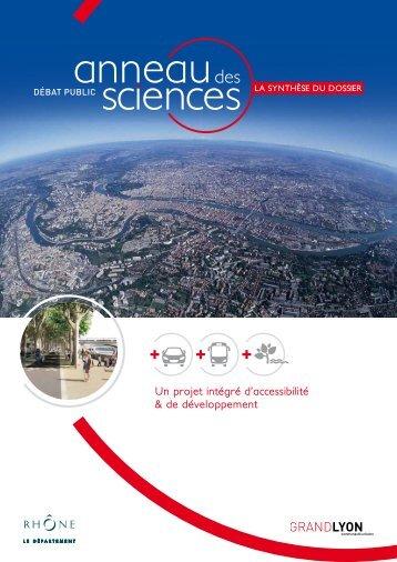 """""""Anneau des Sciences"""" (octobre 2012) - pdf - Grand Lyon"""