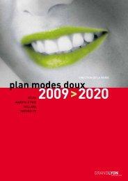 Plan modes doux 2009-2020 - Grand Lyon