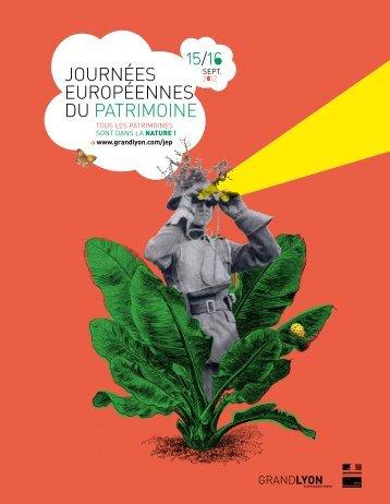 """les patrimoines sont dans la nature"""" (pdf - 2,8 Mo) - Grand Lyon"""