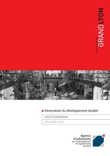 Référentiel économique : introduction - pdf - Grand Lyon