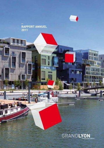 Rapport d'activités 2011 - Grand Lyon