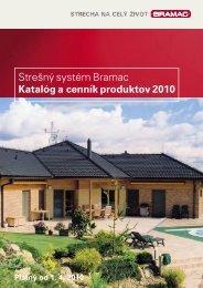Strešný systém Bramac - Strechy