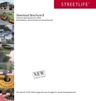 collectie boomproducten 2009.indd - Streetlife