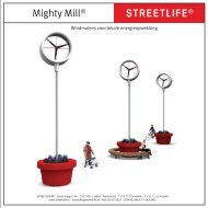 Mighty Mill® - Streetlife