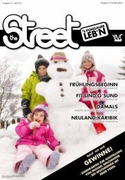 zum PDF - The Street Magazin