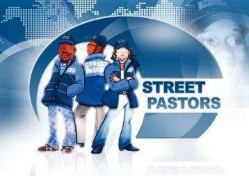 booklet - Street Pastors