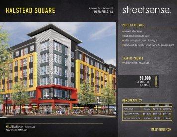 HALSTEAD SQUARE - Streetsense