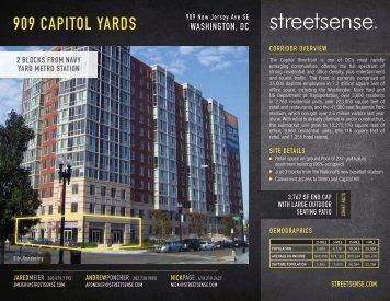 909 CAPITOL YARDS - Streetsense