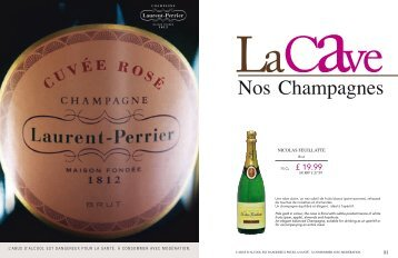 Nos Champagnes - Brittany Ferries