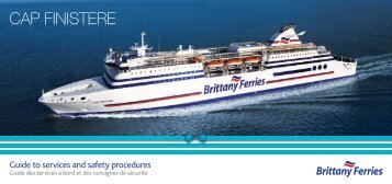 CAP FINISTERE - Brittany Ferries