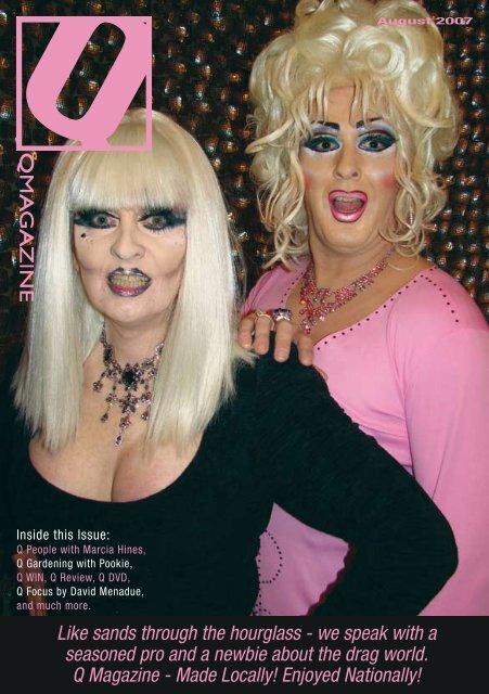 August 07 - Q Magazine