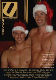 From all of us at Q Magazine - we hope you have a safe and happy ...