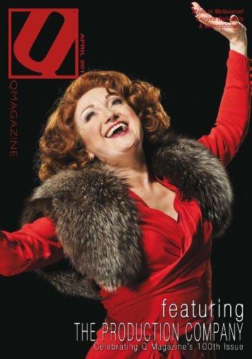 April 2013 - Q Magazine