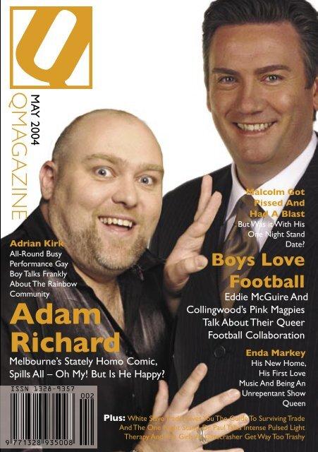 May 04 - Q Magazine