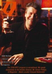 November 07 - Q Magazine