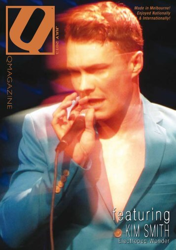 July 2013 - Q Magazine