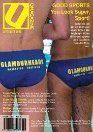 September 04 - Q Magazine