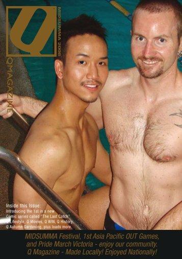 Midsumma 08 - Q Magazine