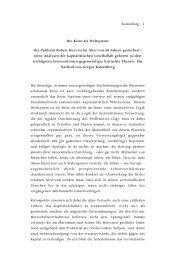 Katzenberg – 1 Die Krise als Weltsystem Der Publizist Robert Kurz ...