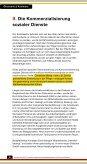Für gute und gerechte Arbeitsbedingungen - Streikrecht ist Grundrecht - Seite 6