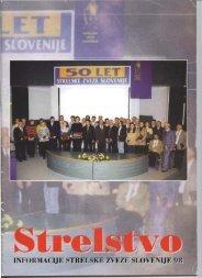 Revija Strelstvo 1998 - Strelska zveza Slovenije