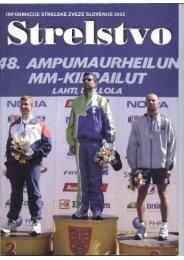 Revija Strelstvo 2002 - Strelska zveza Slovenije